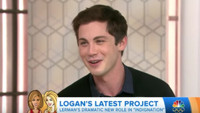 VIDEO: Logan Lerman Talks New film 'Indignation' on TODAY