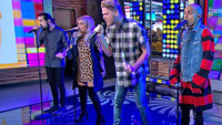 VIDEO: Pentatonix Performs 'Cracked' on GOOD MORNING AMERICA