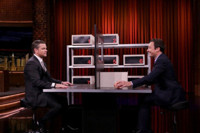 VIDEO: Matt Damon & Jimmy Fallon Play 'Box of Lies' on TONIGHT