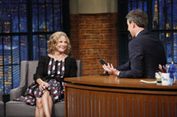 VIDEO: Amy Sedaris Explains Her Family's Annual Tanning Competition on LATE NIGHT