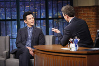 VIDEO: John Cho Says Cast of STAR TREK BEYOND Was Obsessed with Dubsmash