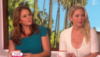 VIDEO: Christina Applegate Chats New Film 'Bad Moms' on THE TALK