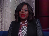 VIDEO: Viola Davis Praises American Hero Harriet Tubman on LATE SHOW