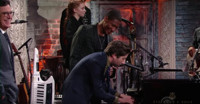 VIDEO: Simon Helberg & Jon Batiste Face Off in Mozart Piano Battle on LATE SHOW