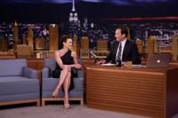 VIDEO: Carla Gugino Talks Hit Series 'Roadies' on TONIGHT SHOW