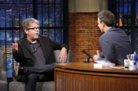 VIDEO: Author Jonathan Franzen Talks Signature Work 'The Corrections' on LATE NIGHT