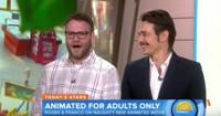 VIDEO: Seth Rogen & James Franco Talk Reuniting for SAUSAGE PARTY