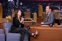 VIDEO: Keri Russell Chats Being an Emmy Underdog on TONIGHT SHOW