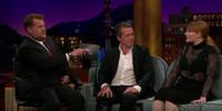 VIDEO: Hugh Grant & Bryce Dallas Howard Visit LATE LATE SHOW