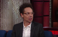 VIDEO: Author & Podcast Host Malcolm Gladwell Visits THE LATE SHOW