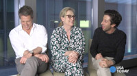 VIDEO: Meryl Streep & More Talk New Film FLORENCE FOSTER JENKINS