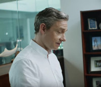 VIDEO: First Look - Martin Freeman Stars in New Crackle Scripted Drama STARTUP