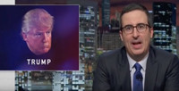 VIDEO: John Oliver Asks Donald Trump to Drop Out of Presidential Race