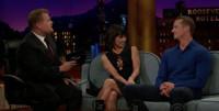 VIDEO: Joel Kinnaman Talks 'Suicide Squad' & More on LATE LATE SHOW