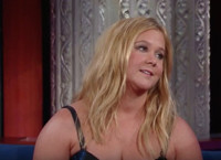 VIDEO: Amy Schumer Talks New Book, Stumping for Hillary & More on LATE SHOW