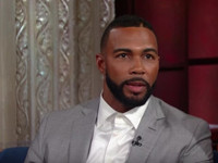 VIDEO: Omari Hardwick Talks New Series 'Power' on LATE SHOW