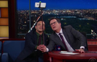 VIDEO: 'Mr. Robot's Rami Malek Posts His First-Ever Instagram Photo on LATE SHOW