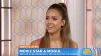 VIDEO: Jessica Alba Talks New Film 'Mechanic: Resurrection'; Defends Honest Company