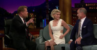 VIDEO: Kate Mara and Michael Kelly Visit LATE LATE SHOW