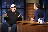 VIDEO: Michael Moore Talks Donald Trump, O.J. Simpson & More on LATE NIGHT