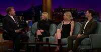 VIDEO: JAMES CORDEN Talks Body Parts w/ Patricia Arquette, Alison Pill & Justin Bartha