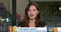 VIDEO: Jill Flint Talks Season Finale of NBC Medical Drama 'The Night Shift'