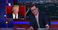 VIDEO: Stephen Colbert Clears Up Trump's Policy on Immigration