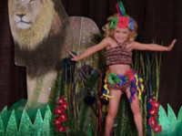 VIDEO: Sneak Peek - Jungle Safari Winner Is Crowned on Tonight's TODDLERS & TIARAS