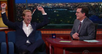 VIDEO: Chris Geere Talks Hit Series 'You're The Worst' on LATE SHOW