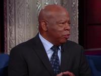 VIDEO: Congressman John Lewis Talks Civil Rights-Themed Graphic Novel Series 'March'