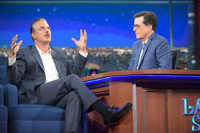 VIDEO: Chris Noth Talks NYC, New Film & More on LATE SHOW