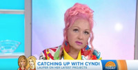 VIDEO: Cyndi Lauper Talks New Country Music Album 'Detour' on TODAY