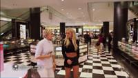 VIDEO: Watch Ellen and Britney Spears Cause Some Mall Mischief!