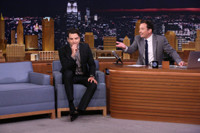 VIDEO: Zachary Quinto Credits Steve Martin for Inspiring Him to Play Banjo