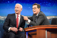 VIDEO: Captain 'Sully' Sullenberger Talks New Film & More on LATE SHOW