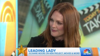VIDEO: Julianne Moore Talks Project Literacy, Her Children's Books & More