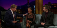 VIDEO: Mel B Addresses Spice Girl Reunion Rumors on LATE LATE SHOW