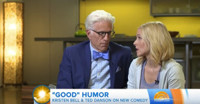VIDEO: Ted Danson and Kristen Bell Talk New NBC Comedy THE GOOD PLACE