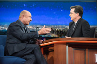VIDEO: Dr. Phil Drops Pearls of Wisdom on LATE SHOW