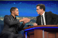 VIDEO: Trevor Noah Talks New Book, Clinton & More on LATE SHOW