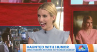 VIDEO: Emma Roberts Talks New Season of SCREAM QUEENS on 'Today'