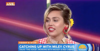 VIDEO: Miley Cyrus Talks 'The Voice,' Working With Woody Allen & More
