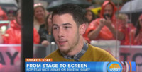 VIDEO: Nick Jonas Talks Jonas Brothers, New Film 'Goat' & More on TODAY