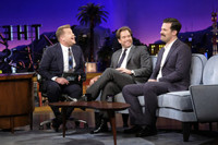 VIDEO: Rob Delaney & James Corden Switch Lives on LATE LATE SHOW