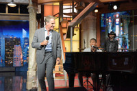 VIDEO: Scott Bakula Performs Some New Orleans Jazz on LATE SHOW