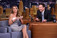 VIDEO: Sofia Vergara Talks with Jimmy Fallon While Sucking Helium