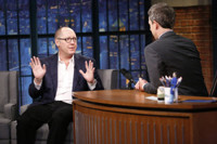 VIDEO: James Spader Talks New Season of 'The Blacklist' on LATE NIGHT