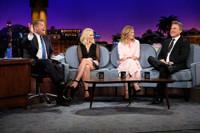 VIDEO: Kristen Bell & Ellen Pompeo Visit LATE LATE SHOW