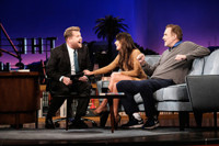 VIDEO: Lea Michele Talks New Season of 'Scream Queens' on LATE LATE SHOW