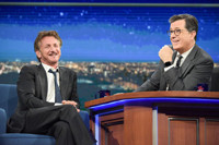 VIDEO: Sean Penn Explains the Origins of His New Audiobook on LATE SHOW